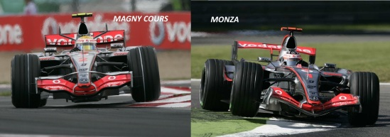 MAGNY COURS MONZA